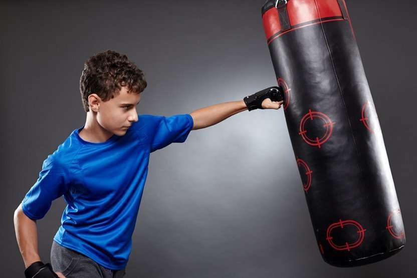 Children Boxing Lessons