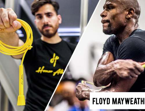 Floyd Mayweather Jump Rope Workout