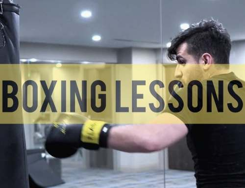 Boxing Lessons For Everyone