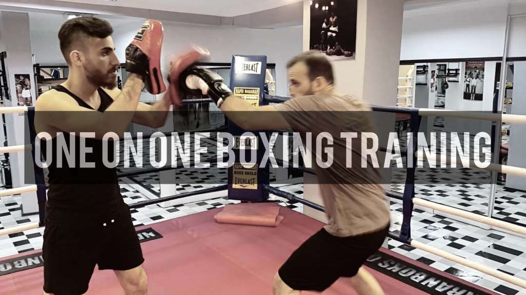 One on One Outsider Boxing Training