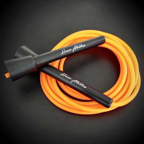 Honor Athletics Neon Orange Speed Rope