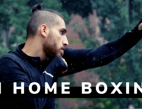 In Home Personal Boxing Training