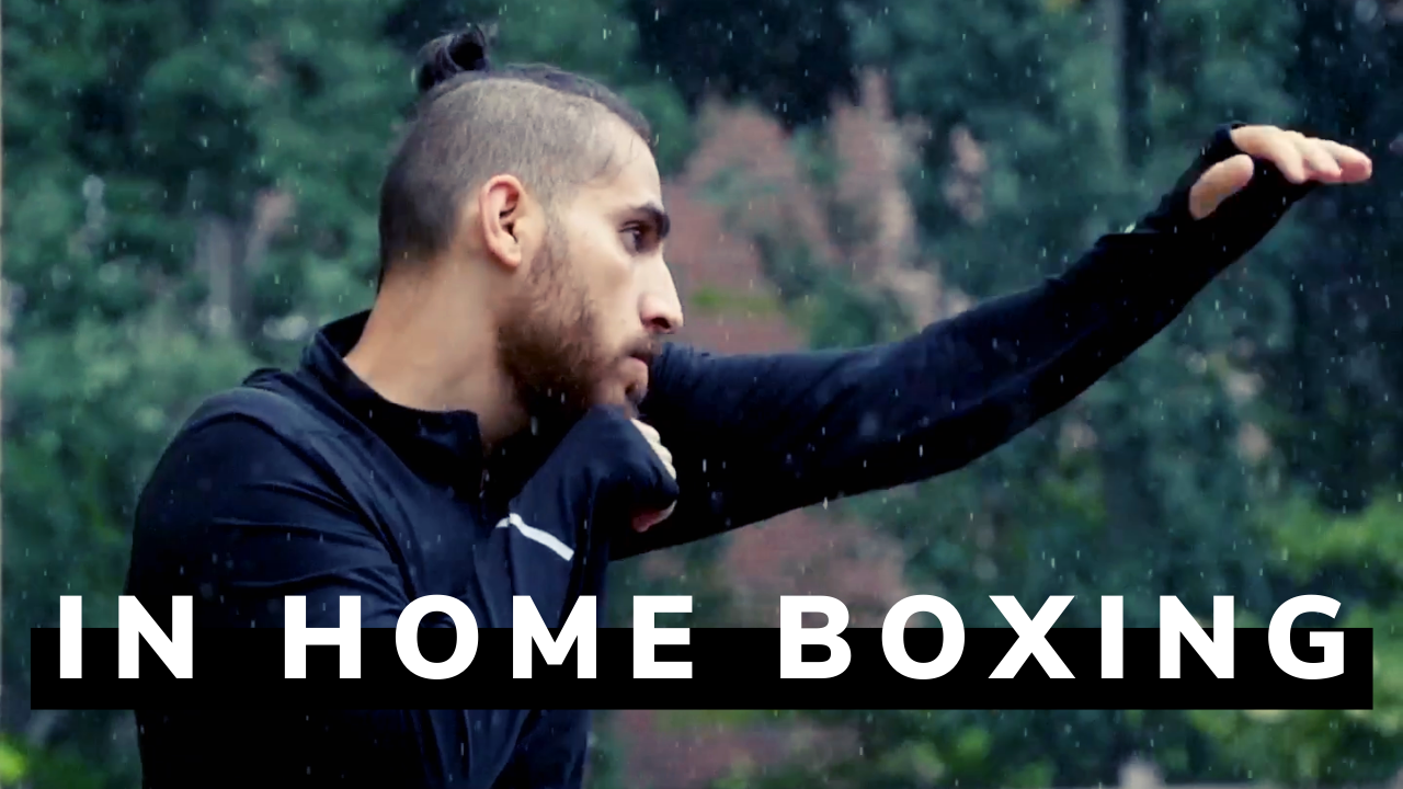 In Home Personal Boxing Trainer