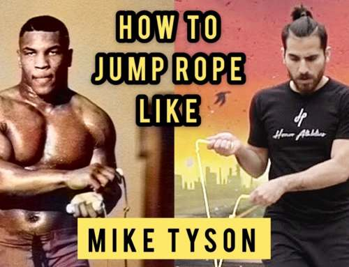 How To Jump Rope Like Mike Tyson?