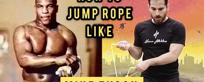 Mike Tyson Jump Rope