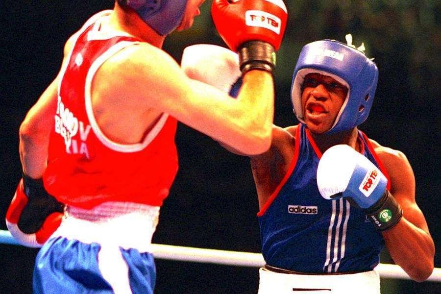 Floyd Mayweather Amateur Boxing