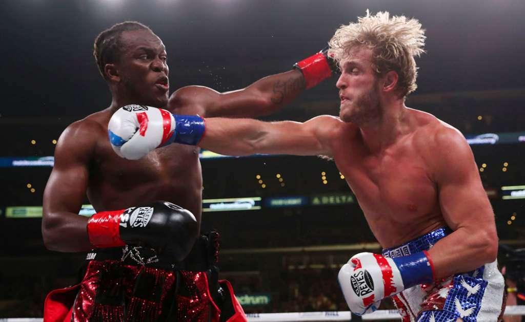 Logan Paul Boxing