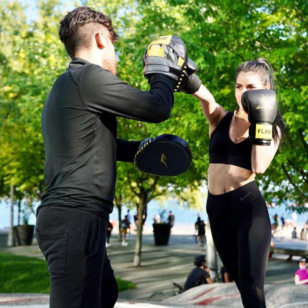 Beginner Boxing Lessons Toronto