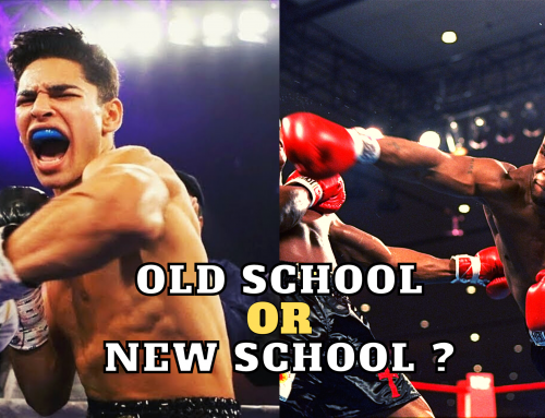 Old School or New School Boxing Training ?